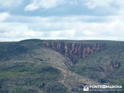 Senda Genaro - GR300 - Embalse de El Atazar - Patones de Abajo _ El Atazar; marcas senderismo